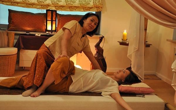 Bangkok's Best Massage Spa